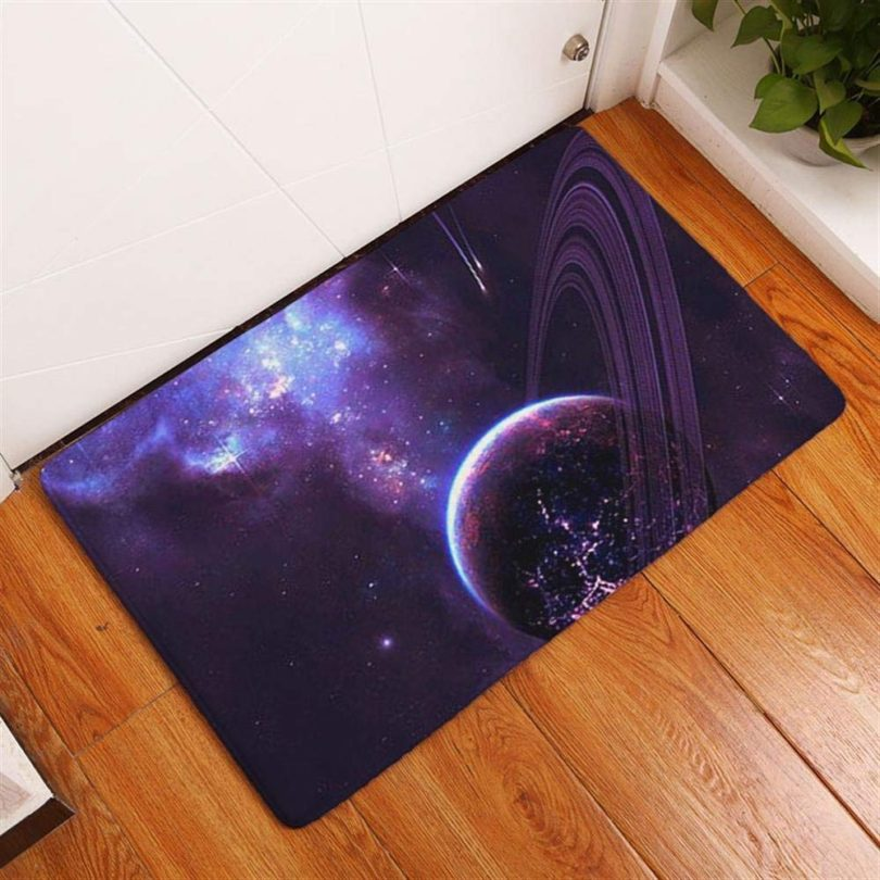 Custom Personalized Nordic Anti-Slip Waterproof Floor Mat
