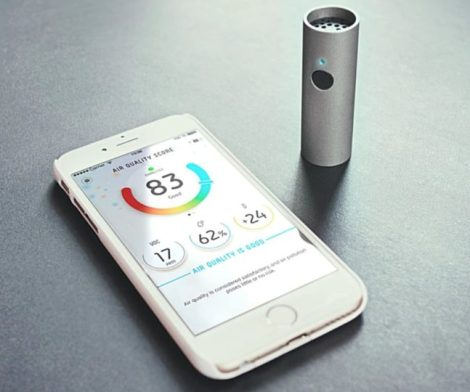 Atmotube 2.0 – Portable Air Quality Monitor