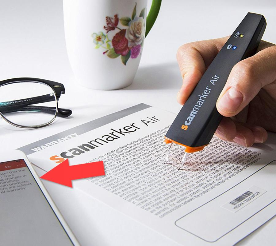 Scanmarker Air Pen Scanner