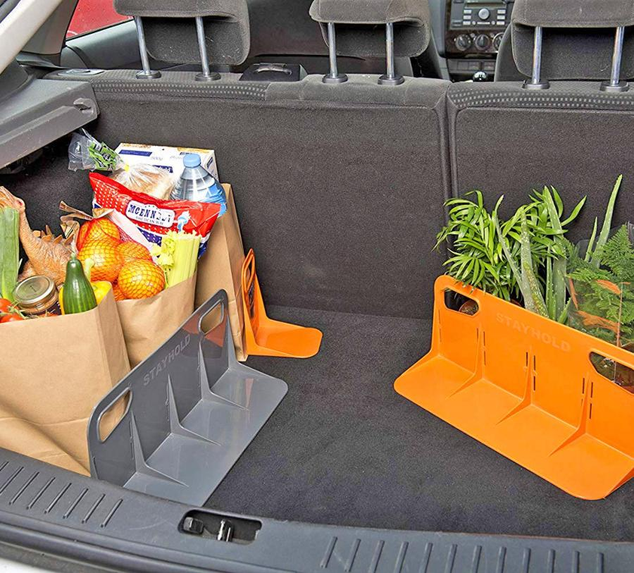 Stayhold: Cargo Hold That Helps You Organize Your Trunk