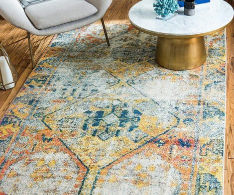 Loom Monterey Collection Tribal Bohemian Rug