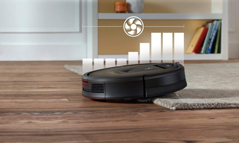 iRobot Roomba 980 Robotic Vacuum Cleaner with Wi-Fi Connectivity