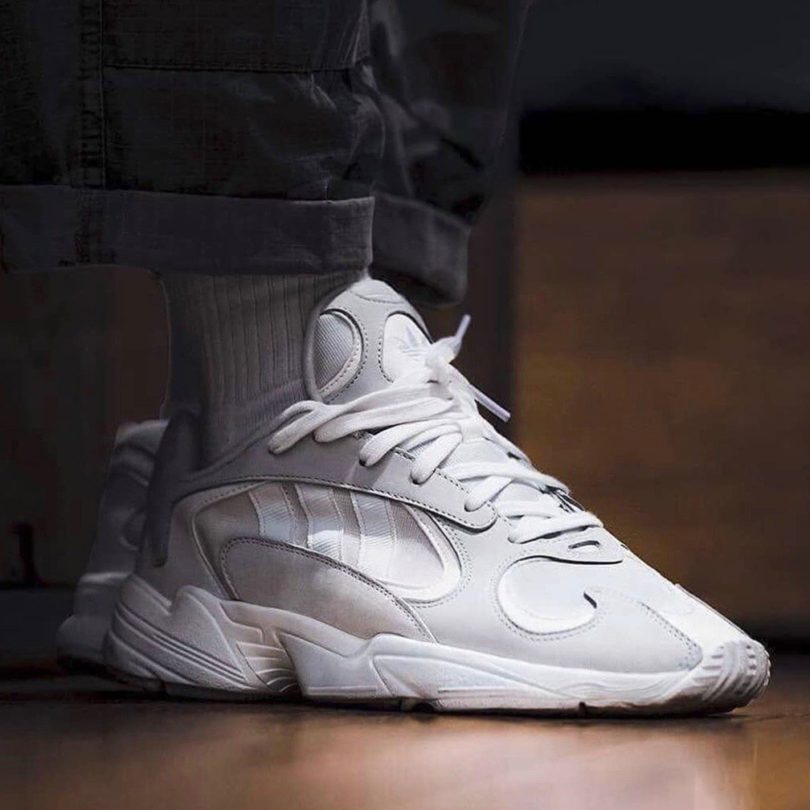 outlet store cb5e5 83a9c Adidas Originals Yung-1  Adidas Yung-1 Mens in Cloud WhiteWh