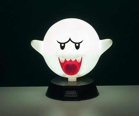 Boo Ghost 3D Night Light