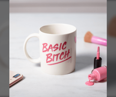 Basic Bitch Mug
