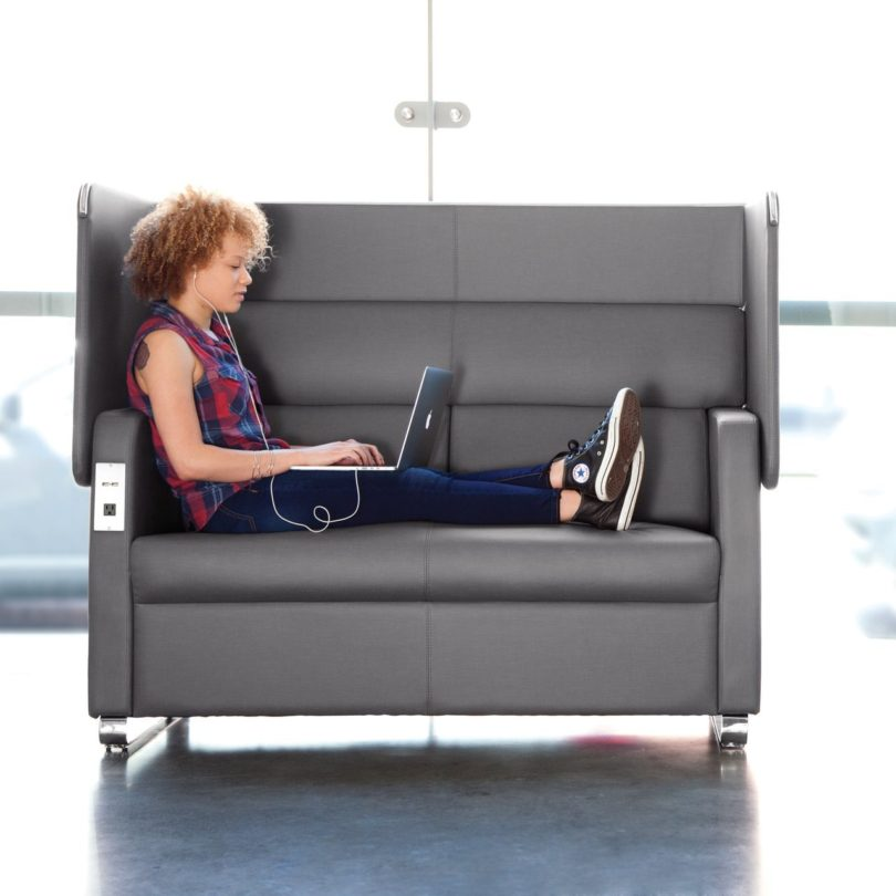 Morph Series Soft Seating Sofa