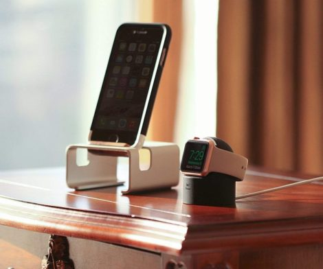 elago W2 Stand for Apple Watch Series 4