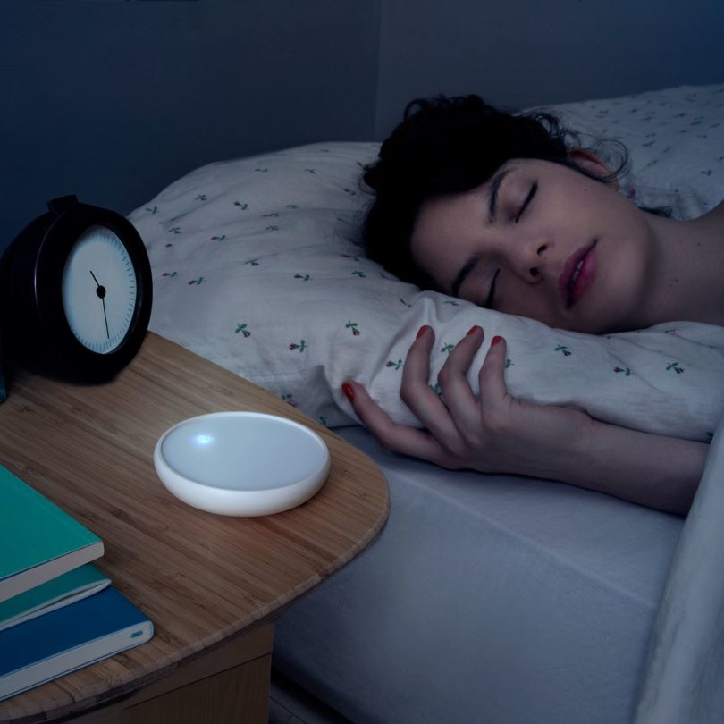 Dodow Light Metronome Sleep Aid Device