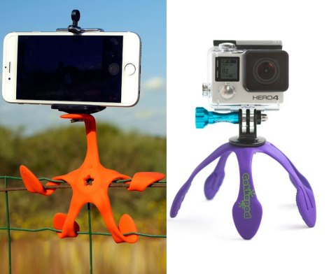 Gekkopod Multi-Functional Flexible Mount