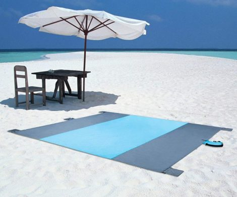 Outdoor Sandfree Beach Blanket