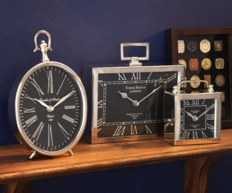 Greenwich Desk Clocks