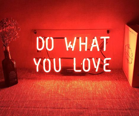 Cool Neon Wall Signs