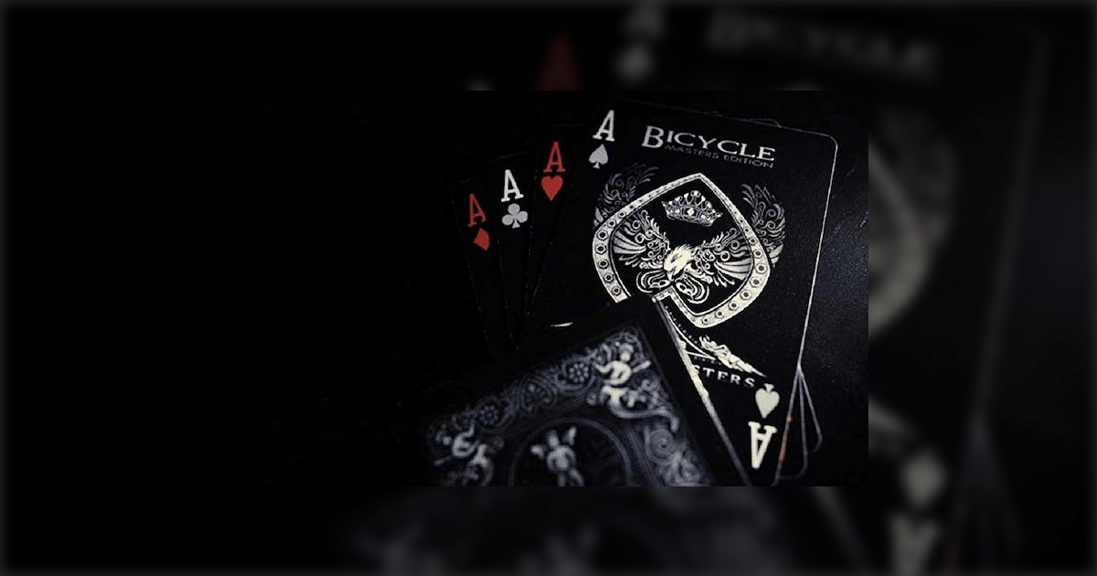 Dark Playing Cards