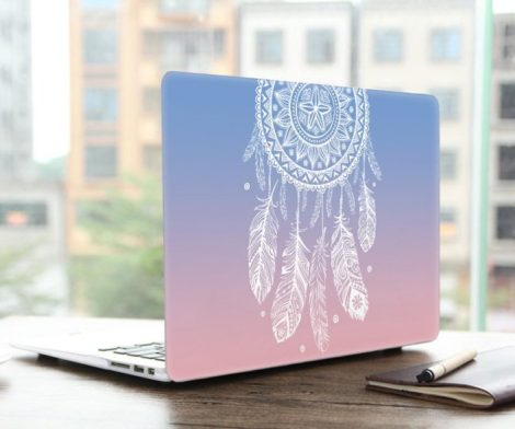 Dongke Case for MacBook Air 13 inch Dream Catcher