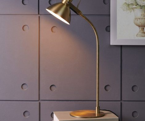Ottone Desk Lamp