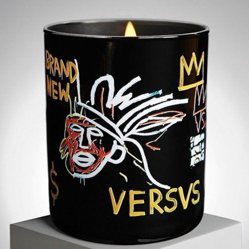 Jean-Michel Basquiat Versus Perfumed Candle