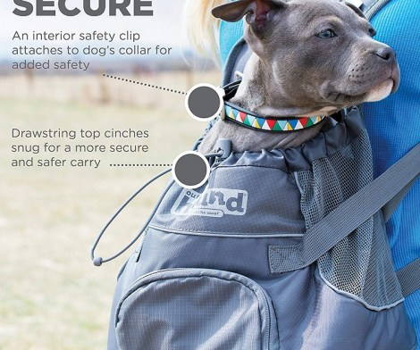 PoochPouch Dog Front Carrier