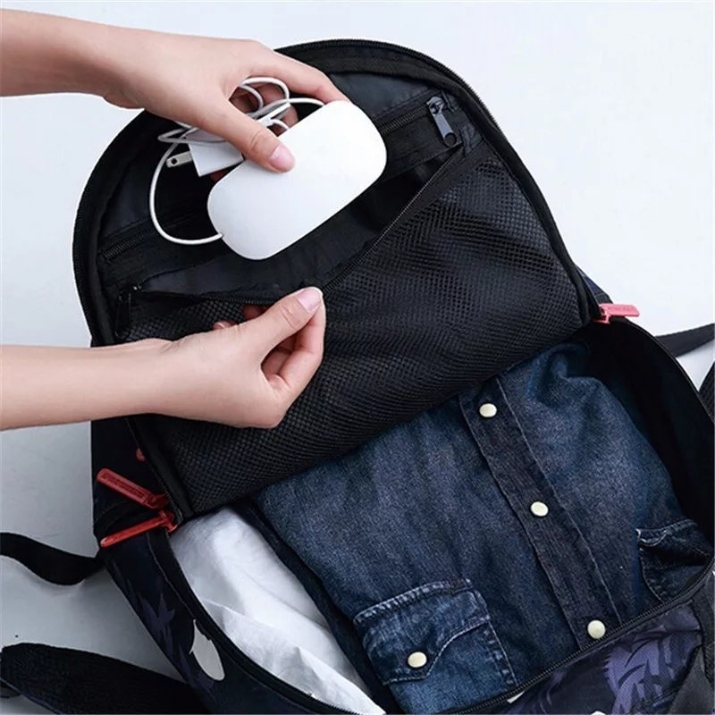 Portable Ultrasonic Washing Machine for Travelling