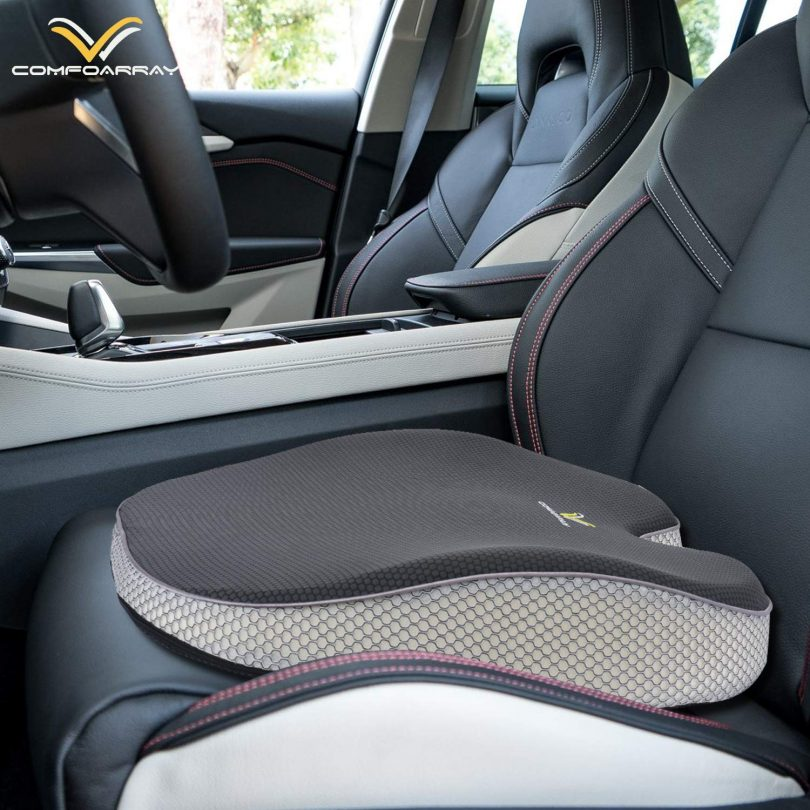 ComfoArray Car Seat Cushion for Pain Relief
