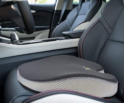 ComfoArray Car Seat Cushion