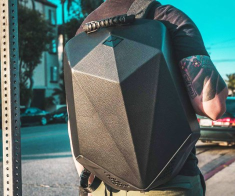 Bluetooth Backpack Speaker