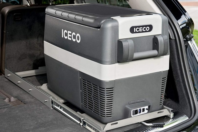 ICECO Slide Mount for Portable Fridges