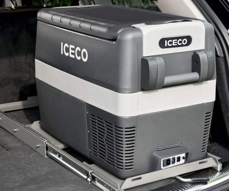 ICECO Slide Mount
