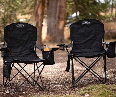 Portable Camping Quad Chair