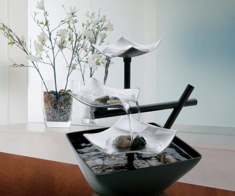 Tabletop Indoor Relaxation Fountain