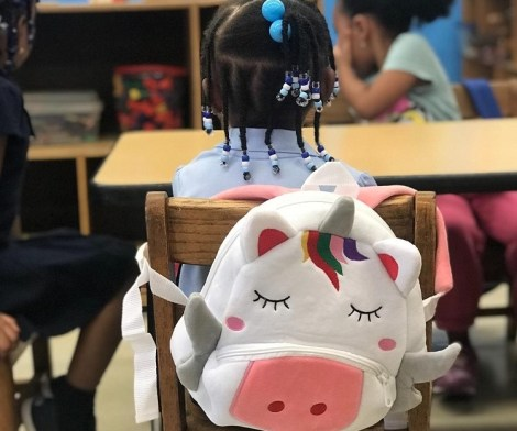 Unicorn Backpack Toddler Bag