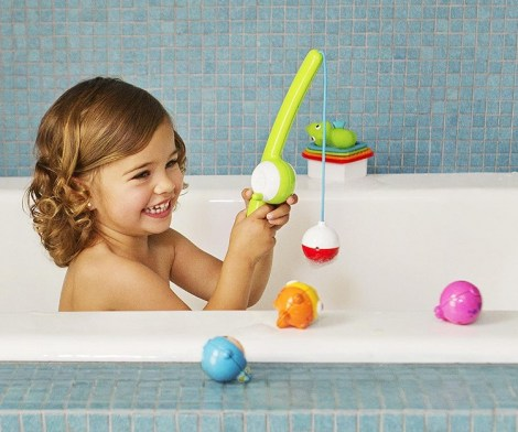 Fishing Bath Toy Set