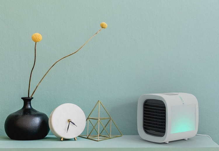 Nordic Hygge Personal Air Conditioner and Humidifier Fan