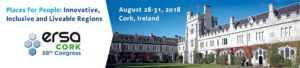 Places for People: Liveable, Inclusive, and Liveable Regions – Cork, Ireland