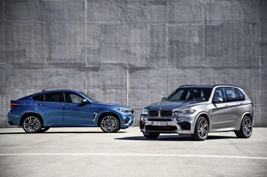 BMW X5M_BMW X6M