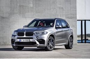 BMW X5M_vorn