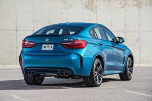 BMW X6M_Heck