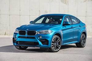 BMW X6M_Vorn