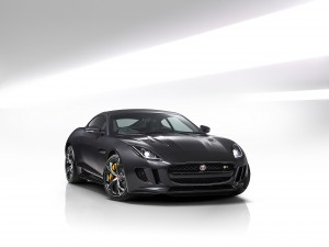 F-Type Coupe_Front