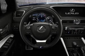 Lexus GSF_Fahrer