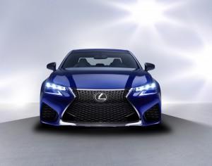 Lexus GSF_Front