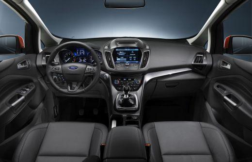 Ford Grand C-Max_innen