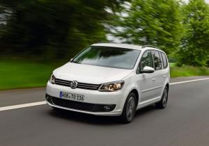 Volkswagen Touran mit BlueMotion Technology
