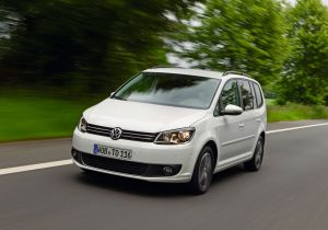 Volkswagen Touran mit BlueMotion Technology