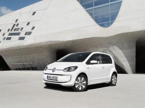 Der neue Volkswagen e-up