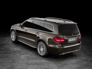 Mercedes-Benz GLS500