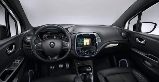 Renault Capture Crossborder