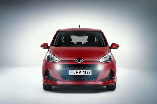 Hyundai i10 2017 Front