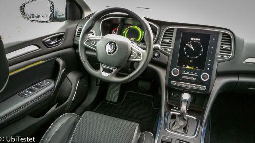 Renault Megane Grandtour BOSE Innenraum