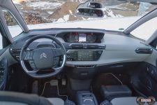 Citroën Grand C4 Picasso Innenraum