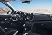 Dacia Logan MCV Stepway Innenraum